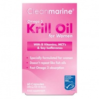 CleanMarine Krill Oil Testimonials from women