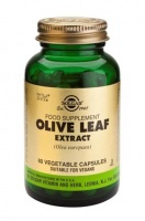 Solgar Olive Leaf Extract Vegetable Casules - 60