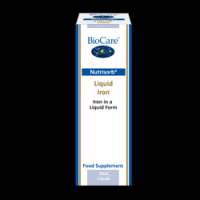 BioCare Nutrisorb Liquid Iron 15ml