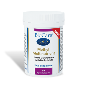 BioCare Methyl Multinutrient - 60 Capsules