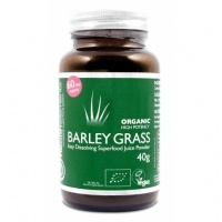 Health Elements Organic Barley Grass Juice Powder