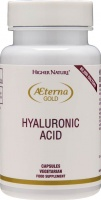 Higher Nature AEterna Gold Hyaluronic Acid Size 30