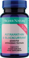 Higher Nature Astaxanthin & Blackcurrant