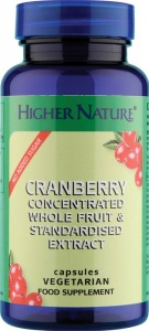 Higher Nature Cranberry Super Strength