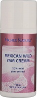 Higher Nature Mexican Wild Yam Cream - Size 100 ml