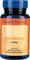 Higher Nature Selenium 200µg