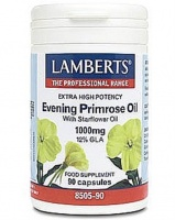 Lamberts EPO With Starflower Oil 1000mg - 90