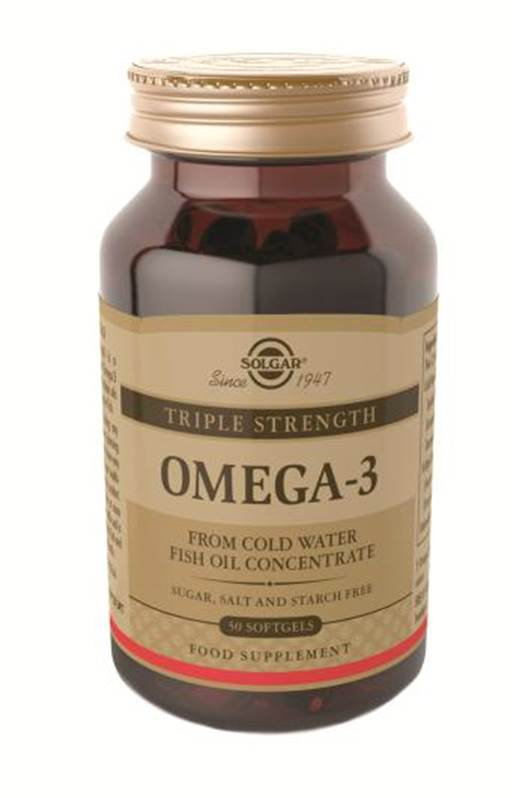 Solgar triple strength omega 3 at for Viva naturals triple strength omega 3 fish oil