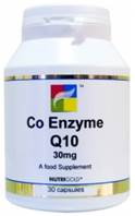 Nutrigold Co Enzyme Q10 30mg - 30