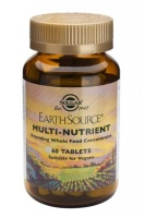 Solgar Earth Source Multi-Nutrient Tablets