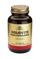 Solgar Solovite Iron-Free Multivitamin/Multimineral Tablets - 60