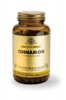 Solgar Cinnamon Vegetable Capsules (100)
