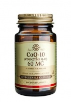 Solgar Coenzyme-Q10 60mg vegetable capsules