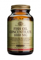 Solgar Fish Oil Concentrate 1000mg Softgels