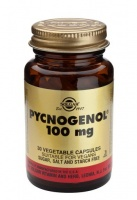 Solgar Pycnogenol 100 mg Vegetable Capsules