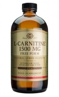 Solgar L-Carnitine 1500mg - 473ml Liquid - 1500ml