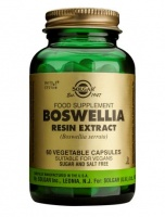 Solgar Boswellia Resin Extract Vegetable Capsules