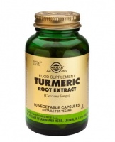 Solgar Turmeric Root Extract Vegetable Capsules (60)
