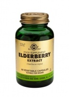Solgar Elderberry Extract (60)