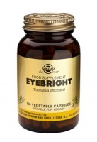 Solgar Eyebright Vegetable Capsules (100)