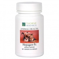 Thorne Research Hepagen-Fc (Dogs and Cats)
