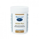 BioCare MSM Plus (with Glucosamine) (90)