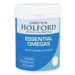 Patrick Holford Essential Omegas - caps