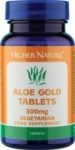 Higher Nature Aloe Gold Tablets