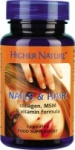 Higher Nature Nails & Hair Formula
