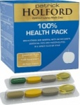 Patrick Holford 100% Health Pack
