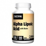 Jarrow Formulas Alpha Lipoic Acid 100mg (Tablets)