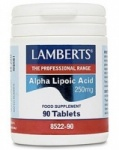 Lamberts Alpha Lipoic Acid 250mg