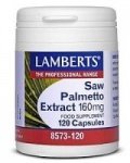 Lamberts Saw Palmetto Extract 160mg (120)