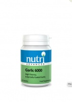 Nutri Advanced Garlic 6000 90 tabs