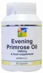 Nutrigold Evening Primrose Oil 1000mg - 60 caps