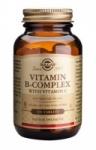 Solgar Vitamin B-Complex with Vitamin C Tablets