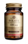 Solgar Folate 400 µg Tablets