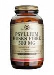 Solgar Psyllium Husks Fibre 500 mg Vegetable Capsules