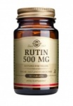 Solgar Rutin 500 mg Tablets