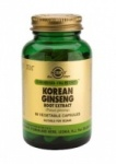 Solgar Korean Ginseng Root Extract Vegetable Capsules (60)