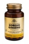 Solgar Korean Ginseng Vegetable Capsules (50)