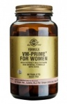 Solgar Formula VM-Prime For Women Tablets