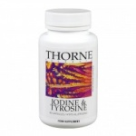 Thorne Research Iodine & Tyrosine