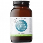 Viridian Organic Soul Food Greens Powder 100g