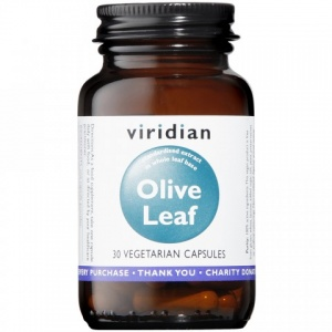 Viridian Olive Leaf Extract Capsules