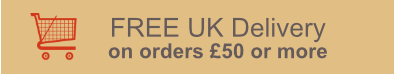 Free Delivery in UK over £50