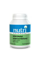 Nutri Advanced MSM (Methyl Sulphonyl Methane)