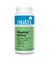 Nutri Advanced MegaMag Calmeze 252gm