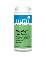 Nutri Advanced MegaMag Fem Balance (240g)