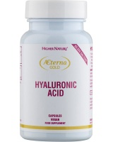 Higher Nature AEterna Gold Hyaluronic Acid Size 30 SALE